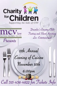 syracuse, ny mcv law workers' compensation Charity for Children at drumlin's country club