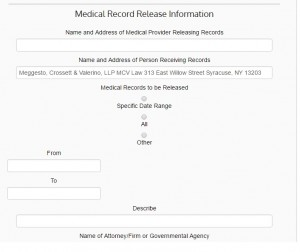 syracuse, ny workers compensation forms hipaa from mcv law near watertown and syracuse ny