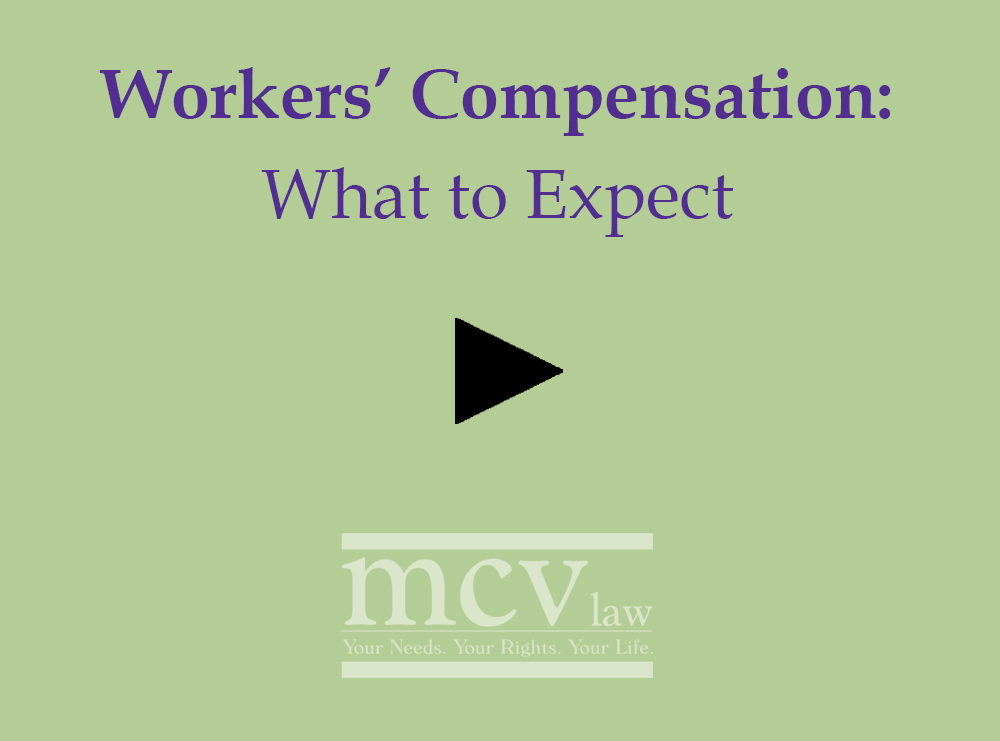 What to expect from Workers Compensation