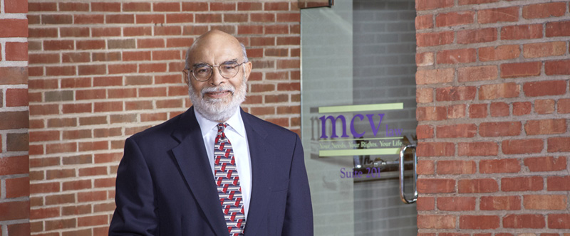 syracuse workers compensation lawyer James A. Meggesto at mcv law near syracuse ny and watertown ny